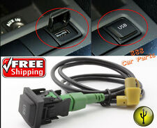 VW OEM USB Switch Cable Fits VW GOLF JETTA MK5 MK6 SCIROCCO RCD510 RNS315