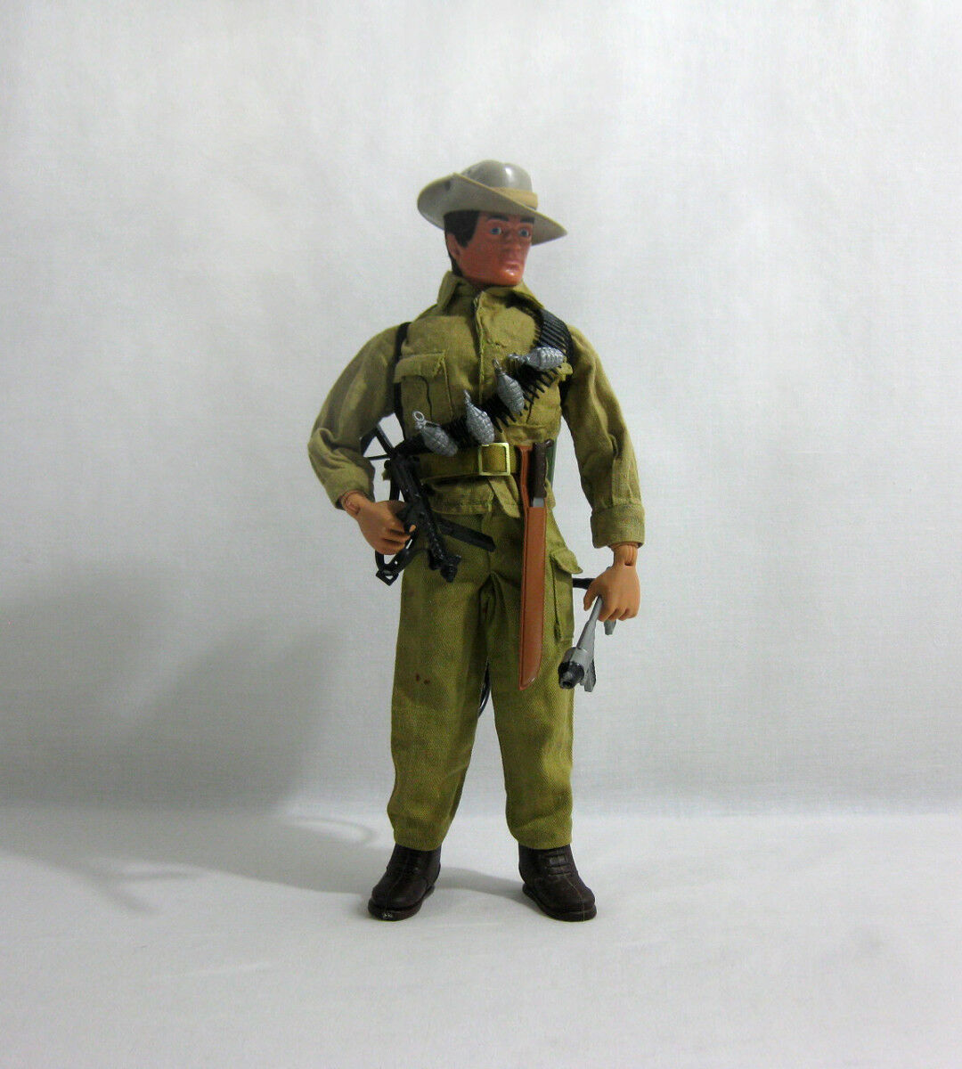 1978 Vintage Action Man ✧ Australian Jungle Fighter ✧ Palitoy Hasbro G.I JOE