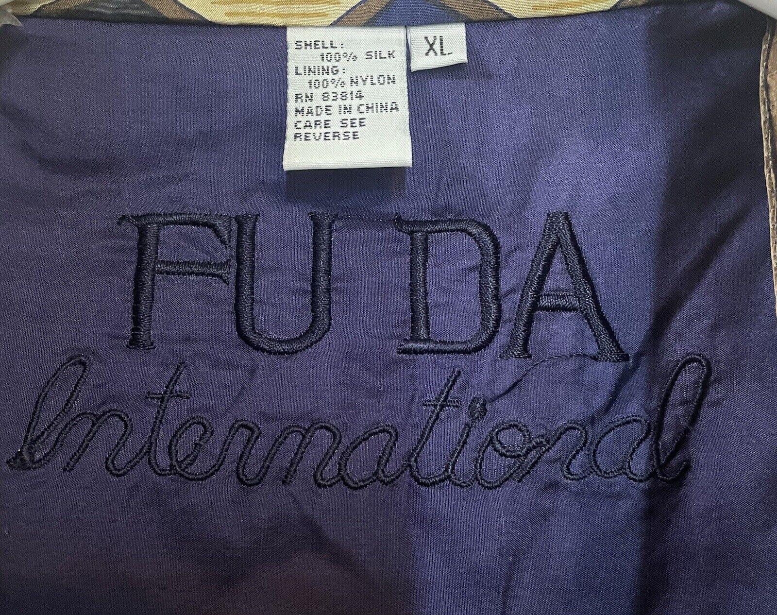 Vintage Fuda International Puffer Jacket XL - image 4