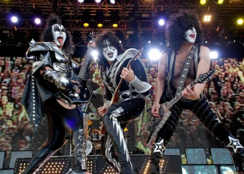 MULTIPLE SIZES #02 KISS Poster Rock Group Album Cover Photo