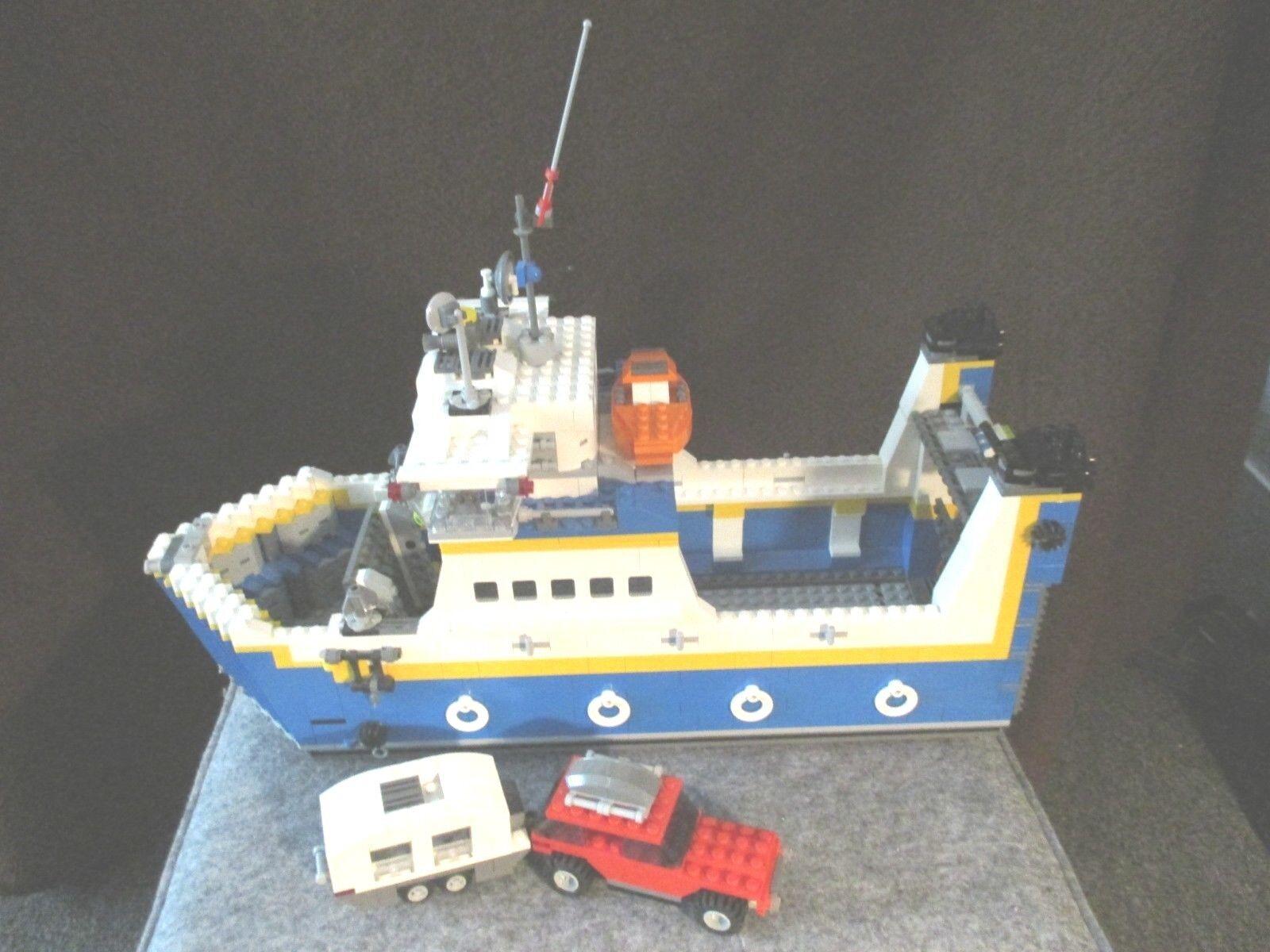 Lego - 4997- Creator - Auto Fähre  mit BA