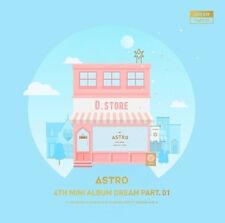 "ASTRO - [Dream Part 01] 4th Mini Album ""DAY VER"" - CD+Photobook+Photocard"