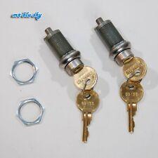 Set Of 2 Keyed Alike Gdc2329 Contico Delta Hudson Truck Body Lock Tool Box