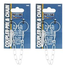 Reese Towpower 7044900 Pintle Pin//Chain