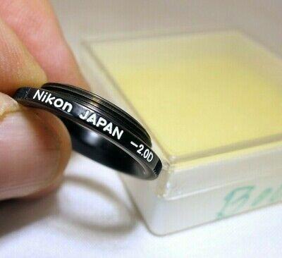 Lentina Correzione Diottrica Conchiglia Oculare Nikon DK-17C DK17C 3.0 D