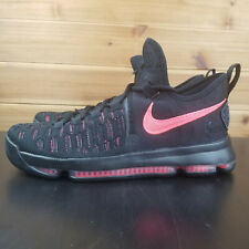 """newest collection fe1d1 579a4 item 5 NIKE ZOOM KD9 PRM 881796-060 Black Hot Punch Men s Sz 10 Sneakers  """"Aunt Pearl"""" -NIKE ZOOM KD9 PRM 881796-060 Black Hot Punch Men s Sz 10  Sneakers """" ..."""