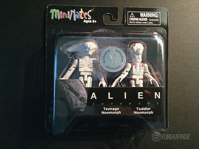 Alien Covenant Chestburster Toys R Us Minimates David Figure 2 Pack