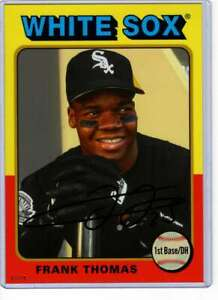 Frank-Thomas-2019-Topps-Archives-5x7-Gold-149-10-White-Sox