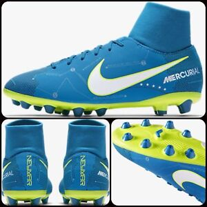 detailed look e3920 00233 Details about T17 Jr Mercurial Victory 6 Df Njr Ag Pro Uk 5 Eur 38 Sock  Football Boots