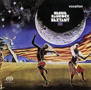 Herbie Hancock - Sextant [SACD Hybrid Multi-channel] - CDSML8556