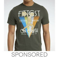 Reebok Men's CrossFit? Fittest on Earth Tee