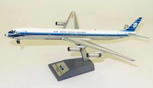 Inflight 200 IF863KL0220P 1//200 Klm Douglas DC-8-63 Ph-Dea Pulido con Soporte