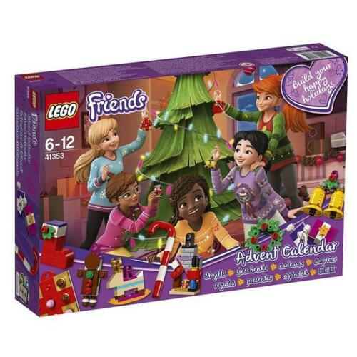 Adventskalender 2018 LEGO® Friends 41353 mit Weihnachtsschmuck