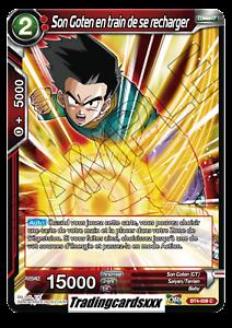 VF BT4-008 C ♦Dragon Ball Super♦ Son Goten en train de se recharger