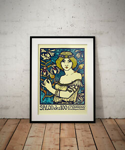 Vintage Exhibition Posters Print Poster Prints Posters Art Nouveau Gift Ebay