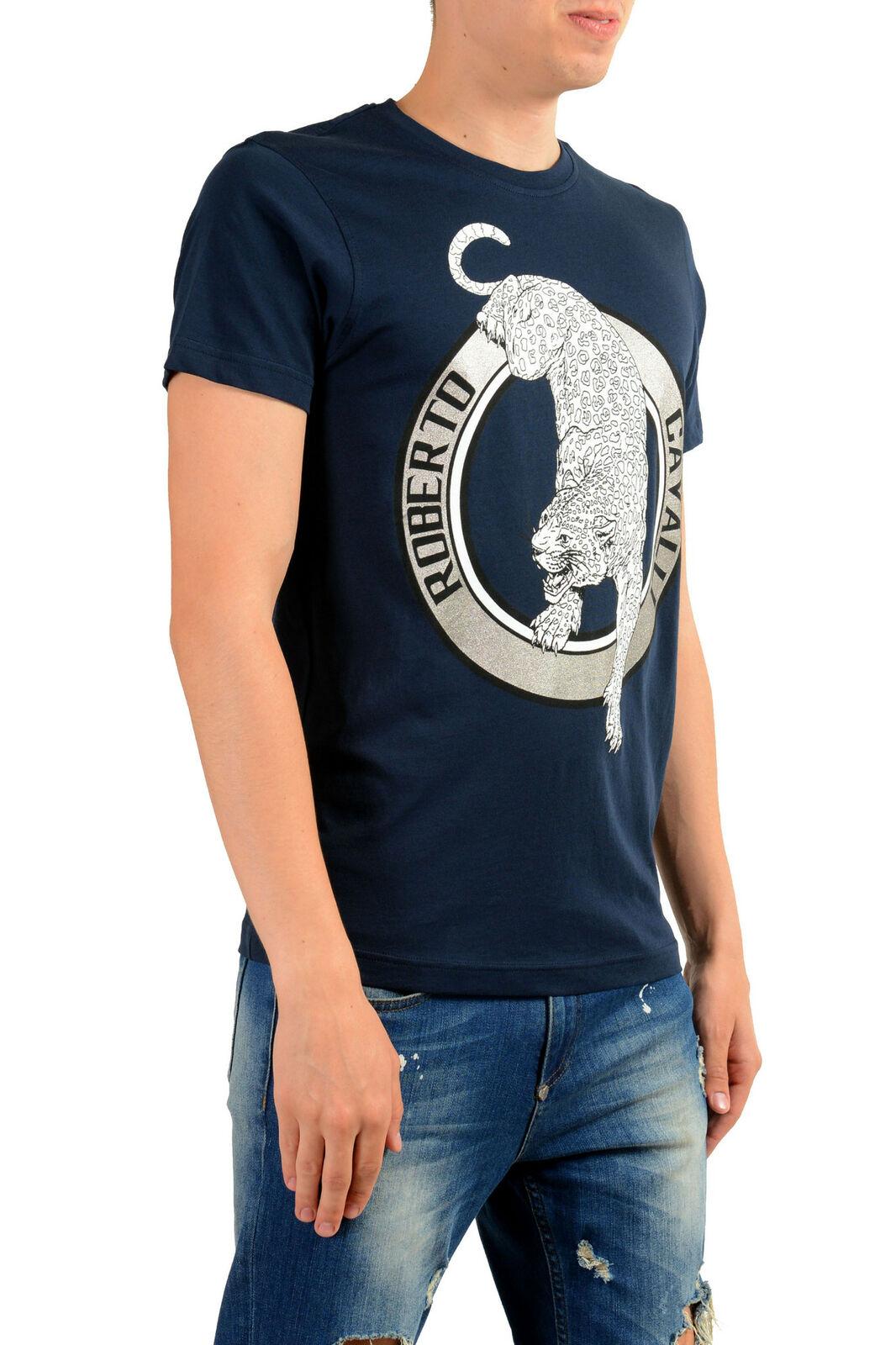 Roberto Cavalli Cavalli Cavalli Herren Blau    Bestellung willkommen  f81b5b