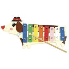 Métallophone en bois avec 8 notes Toutou  - Vilac 7757