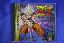F/S Dragon Ball Z Shin Butouden [Japan Import] SS Sega Saturn Used geme T-13302G
