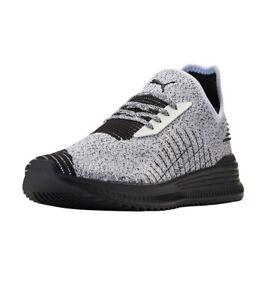 ec19d5c036ae4f Puma Avid evoKNIT evo Knit Running Shoes White   Black Sz 10 ...