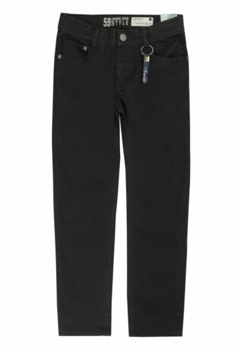 Lemmi Jungen Jeans schwarz tight fit black super slim Gr 128-176 Aktionspreis