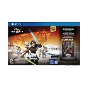 Disney Infinity 3 0 Edition Star Wars Saga Bundle Playstation 4