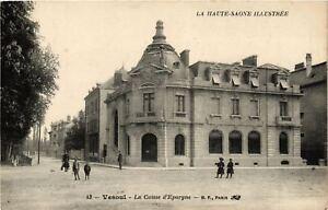 CPA-Vesoul-La-Caisse-d-039-Epargne-636599
