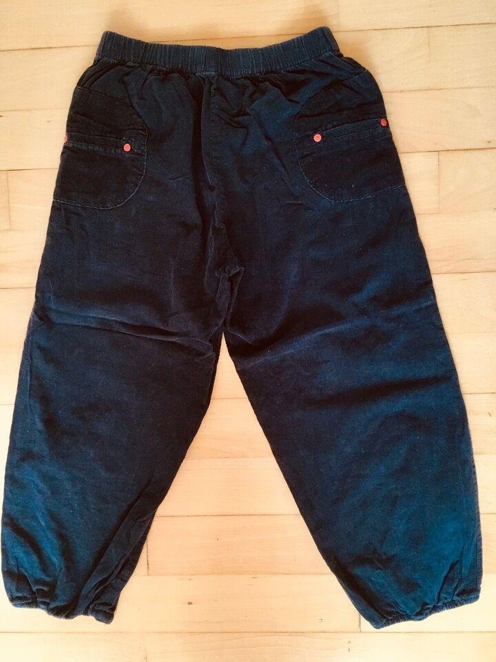 Bukser, Sorte føjlsbukser, Katvig