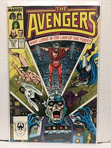 Avengers-Vol-1-287-FN-VF-1st-Print-Marvel-Comics