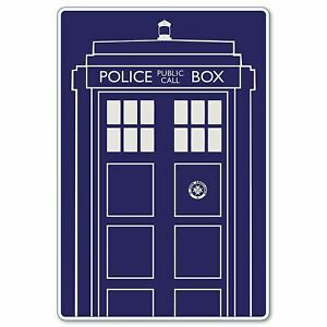 Officiel-doctor-who-Tardis-Couverture-Polaire-Garcons-Adultes-Neuf