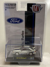 M2 Machines Hobby Exclusive Hs07 1987 Ford Mustang Gt Twin Turbo