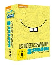 SPONGEBOB SCHWAMMKOPF -  COMPLETE BOX  27 DVD NEU