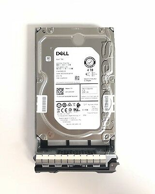14th Gen Dell 4TB 7.2K 3.5 12Gbps SAS Hard Drive for G14 PowerEdge Servers
