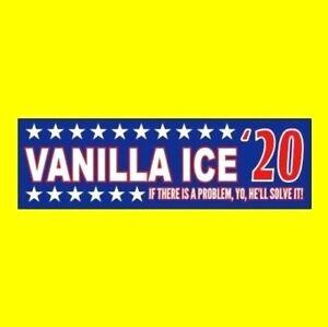 Vanilla Ice Tour 2020 Funny