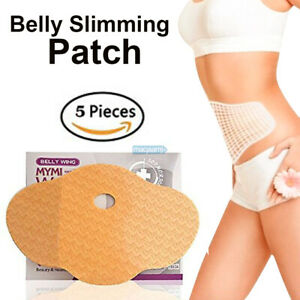 Details About 10pcs Slim Patch Slimming Patches Body Wraps Weight Loss Fat Burning Plaster