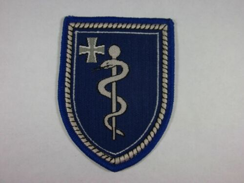 gewebt Verbandsabzeichen Sanitätsamt Kommando Sanitätsdienst der Bundeswehr