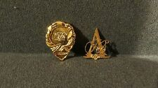 2 Avon Honor Society Sales Award Recognition Pins