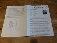 LYNYRD SKYNYRD - Biographie promo / Promo biography !!! ENDANGERED SPECIES !!!