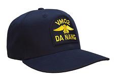 VMO2 Da Nang Magnum P.I. PI Hat VM02 Ball Cap 100% Cotton High Profile Snapback