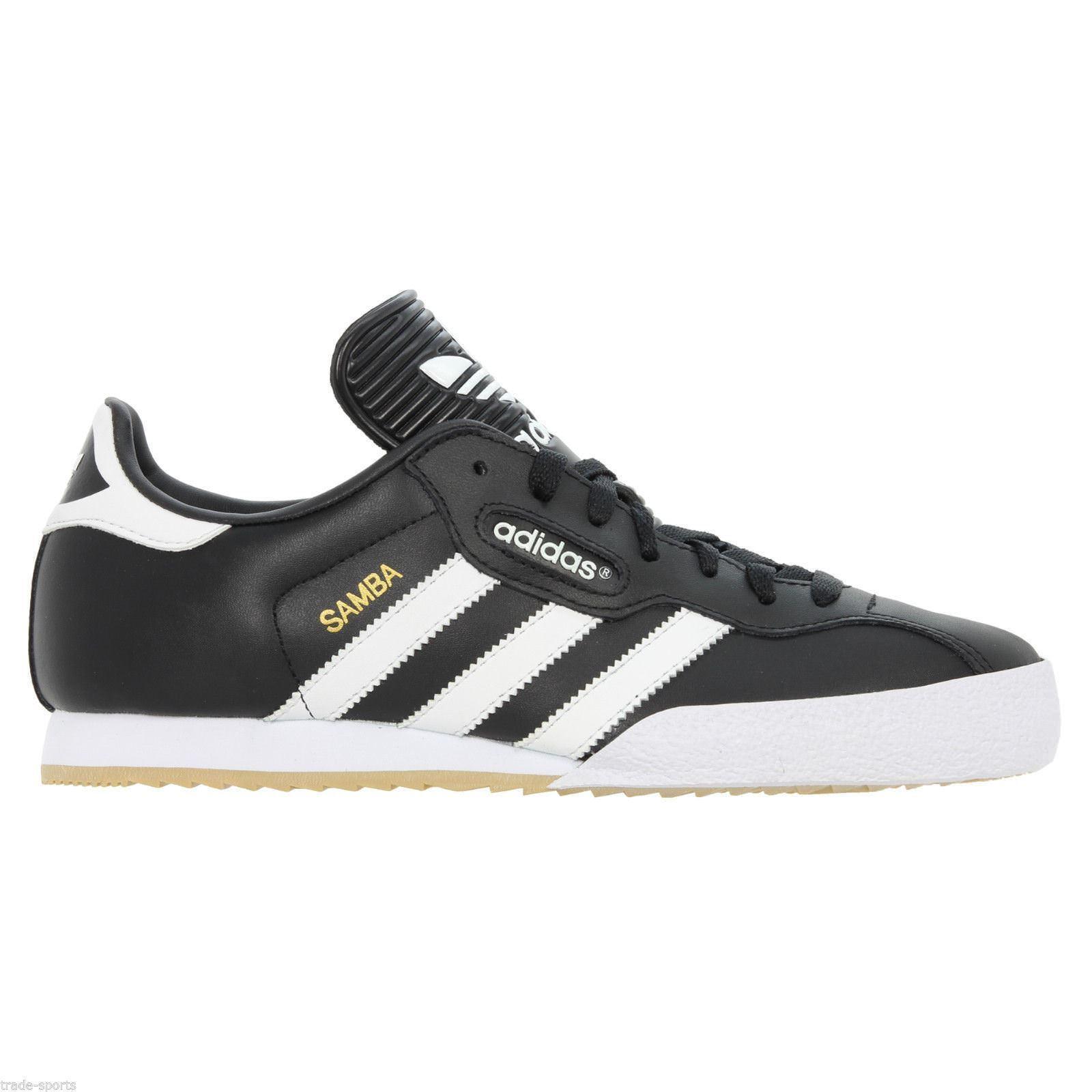 Details about adidas ORIGINALS MENS SAMBA SUPER UK SIZE 7 8 9 10 11 12 TRAINERS SHOES NEW