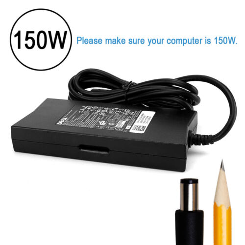 Original DELL P12F P12G P12S P13E P14E P14T P15E P15F P15G P15S AC Charger