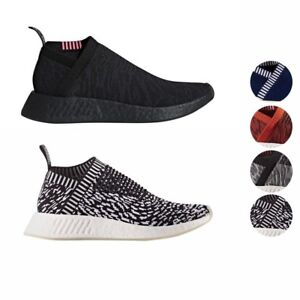 Adidas-CS2-Primeknit-PK-NMD-Boost-034-City-Sock-034-Men-039-s-Shoes-BA7189-BY9406-BZ0515