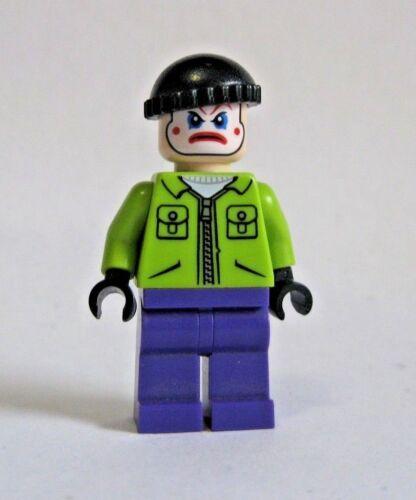 Lego Genuine THE JOKER/'S HENCHMAN Minifigure from 6863 Batman