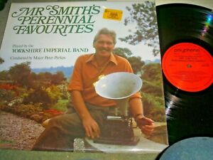 MR SMITH'S PERENNIAL FAVOURITES YORKSHIRE IMPERIAL BAND LP POLYPHONE PRL 006