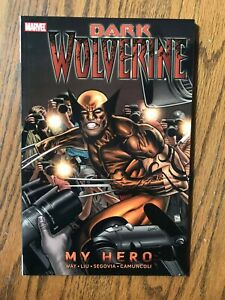My Hero Hardcover New /& Sealed HC Dark Wolverine Volume 2