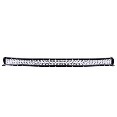 42/'/' 240W Curved LED Light Bar Slim Combo Beam 12V 24V For NEW Auto Offroad Kit