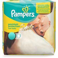Pampers Baby Gr.1 Newborn 2-5kg Tragepack Mit 23 Windeln Original