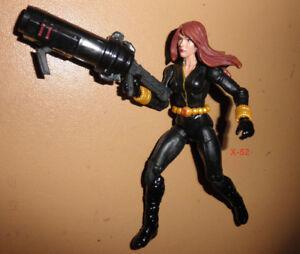 Les-Vengeurs-femelle-Agent-Of-Shield-Black-Widow-Figure-Toy