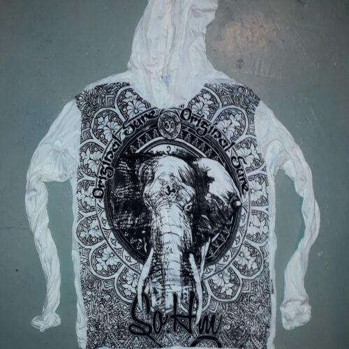 Hoodie Men yoga Ganesha shirt cotton Sure India new Meditation Online sweater Om