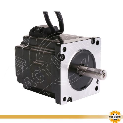 Act motor GmbH 1pc nema 34 closed loop stepper 6a 5nm 1pc Driver hbs86h engraver