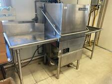 Blakeslee Dish Washing Machine With Clean And Dirty Tables Preowned